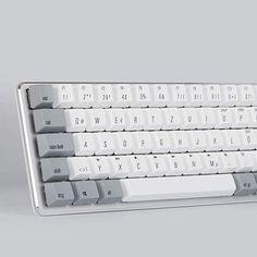 Qisan Wireless Mouse und Keyboard Combo Set Wireless 104 Tasten Tastatur mit Wireless 3 Tasten Maus-Schwarz