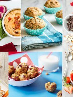 Snack foods to go - Weelicious