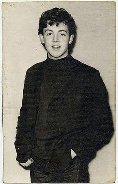 Young Paul