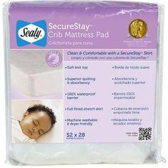 Sealy Baby - SnugFit Crib Mattress Pad - Walmart.com