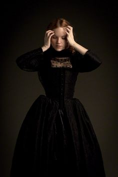 """Anne Hale in """"Salem"""""""