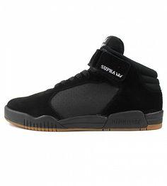 Shoes Teniși Supra Ellington Strap black/gum