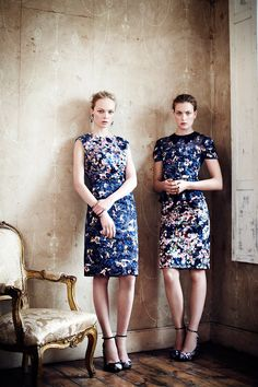 Erdem Resort 2013 - Review - Fashion Week - Runway, Fashion Shows and Collections - Vogue