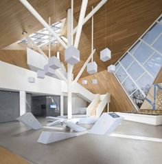Cocoon / Mochen Architects & Engineers | ArchDaily