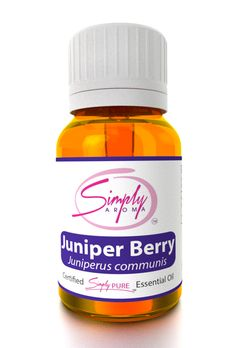 Simply Aroma -   How to use:   Diffuse, Apply Topically or Ingestion.     Description:   Juniper oil is beneficial for all skin types,including sagging or chapped skin. It helps prevent wrinkles and speeds up the fading of scars. This is the main reason Juniper Berry essential oil is included in various skin care products. Juniper Berry essential oil has an encouraging effect on emotional wellness and proper functioning of the digestive system. It has been used with children who are afraid…