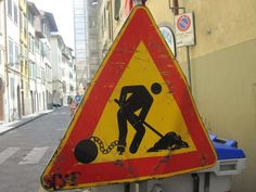 street art by Clet Abraham. 000
