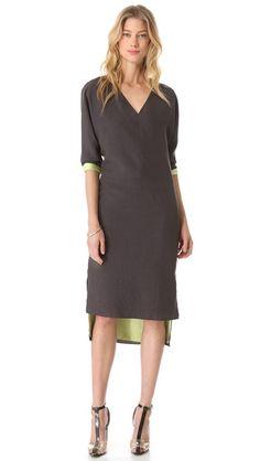 J Brand Ready-to-Wear Charlize Reversible Dress