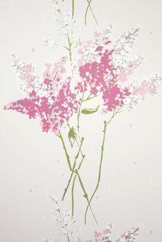 BARRINGTON WALLPAPER - Wallpaper Nina Campbell