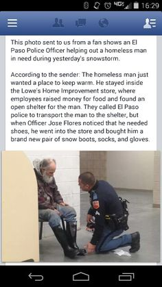 Faith in humanity restored: Kudos to the people who helped this gentleman. We Are The World, In This World, I Smile, Make Me Smile, Human Kindness, Faith In Humanity Restored, Good People, Amazing People, Good Deeds