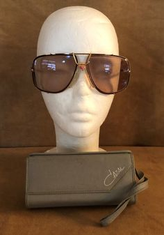 09cc4cf286babe Cazal Large 1980s Vintage frames w case Gold Targa Eyeglasses glasses RX  902 #CAZAL #
