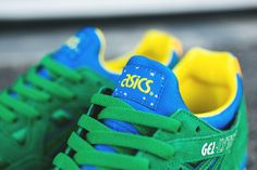 """Image of ASICS Gel Lyte V """"Brazil"""""""