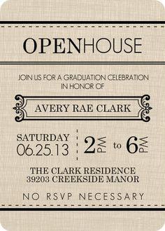 Free printable graduation party invitations pinterest party western typography graduation invitation filmwisefo