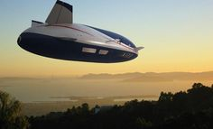 stealth airship | Aeroscraft Pelican is 230 ft. long and has a volume of 600,000 cu. ft ...