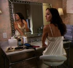 I always adore Blairs undergarments. And her skin is so radiant...
