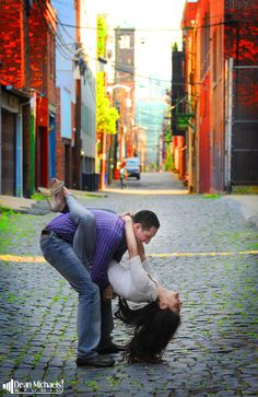 Cute #engagement session! http://www.weddingthingz.com/1/post/2013/08/spring-time-engagement-shot-by-dean-michaels-studio.html