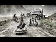 Mad Max-style GoKart Paintball War - Geeks are Sexy Technology NewsGeeks are Sexy Technology News