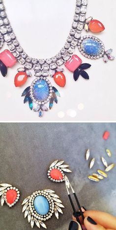 This Store has some of the most Gorgeous Handmade Jewelry I have ever seen!