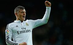 Real Madrid, match, Toni Kroos, footballers, La Liga