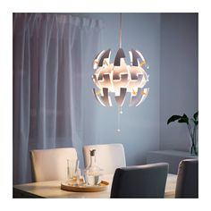 IKEA PS 2014 Pendant lamp white copper color