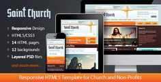 This Deals SaintChurch: Responsive HTML5 TemplateWe provide you all shopping site and all informations in our go to store link. You will see low prices on