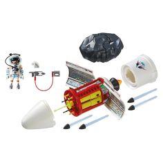 Набор Playmobil Спутниковый метеороидный лазер - купить в интернет магазине Детский Мир в Москве и России, отзывы, цена, фото