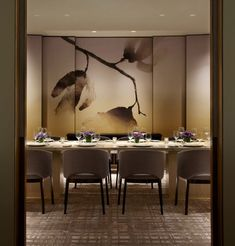 Clement Restaurant Private Dining Room