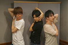 """Arslan Senki ~ radio Yasha Su~in!"" During the most recent times delivery! Yusuke Kobayashi, Natsuki's Hanae, Kaji Yuki in the delivery! Arslan and Hirumesu, two Prince finally radio co-star ♪http: // Bit.Ly/1EnezjN # Arslan  # sound Izumi"