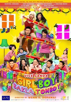 Four Times the Laughter with VICE GANDA in Girl Boy Bakla Tomboy