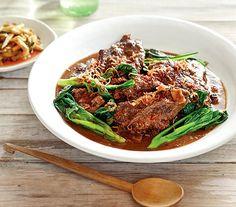 Burmese Beef Cheek Curry - Pete Evans' paleo recipes