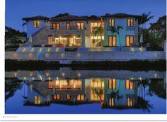 Gorgeous night view - seamless design - Miami Home & Decor South Florida home in Coral Gables