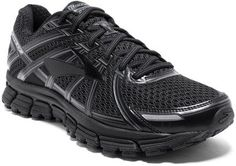 a96e217dc7f Brooks Men s Adrenaline GTS 17 Road-Running Shoes Black Anthracite 11.5  Best Running Shoes