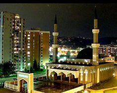 King Fahd's mosque, Sarajevo - Bosnia