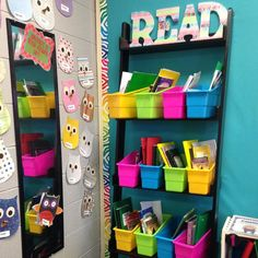 Book Nooks for Readi