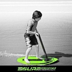New product : D6 Sports Unveils Innovative Skimboard with Gripper Technology for Entry-Level Water Sports Fans: D6 SurfSkimmer