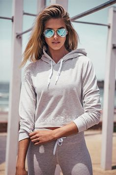 Buy Rosie Sport Hoodie Online - Tops - Women's Clothing & Fashion - SABO SKIRT