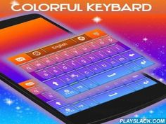"""Colorful Keybard For Galaxy  Android App - playslack.com ,  Hoe te installeren: - Volg de 3 stappen: de applicatie te openen na het downloaden, klik op de """"Active Thema Set"""" knop en selecteer het thema van de volgende pagina! - Dit thema maakt gebruik van GO Keyboard. Als je dit niet hebt geïnstalleerd, wordt u doorgestuurd naar een download pagina! - Als u problemen hebt met het installeren van GO Keyboard, kunt u kijken naar deze instructievideo: https://www.youtube.com/watch?v=f1-zuZJKcdE…"""