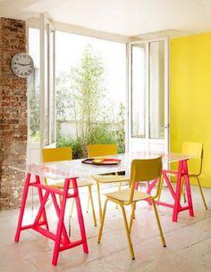 Pinkki ja keltainen 4