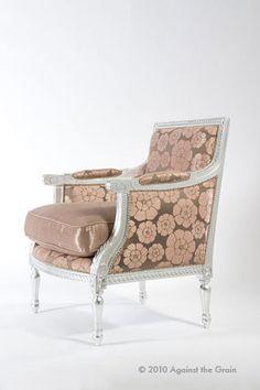 Louis XVI Tub Chair | Against The Grain