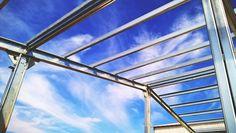 șopronul   kituri de structuri metalice și hale metalice la cheie Utility Pole, Metal, Beautiful, Metals