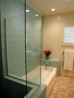 Bathroom Remodel Ideas With Glass Tile sensational contemporary bathroom design ideas: awesome