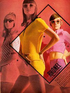 60s Vintage Magazine Ad