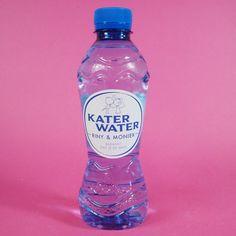 Heerlijk kater water