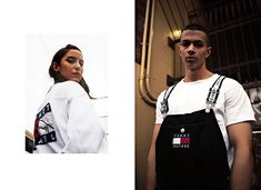 ec16d75c Frankie Collective x Highsnobiety Editorial | Vintage Tommy Hilfiger Tommy  Hilfiger, Streetwear, Collaboration,
