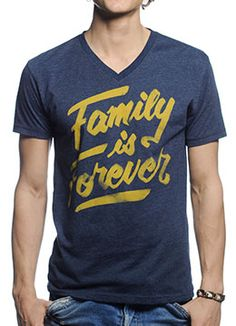 This week only at Sevenly - Family is Forever - foster care shirt