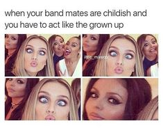 Little Mix Facts, Little Mix Funny, Little Mix Girls, Jesy Nelson, Perrie Edwards, Funny Relatable Memes, Funny Posts, Little Mix Images, Litte Mix