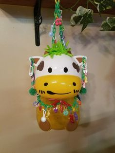 Deluxe Sugar Glider Hide Out - Cow Design Sugar Glider Toys, Sugar Gliders, Pet Supplies, Cow, Exercise, Christmas Ornaments, Pets, Holiday Decor, Ebay