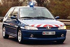 Peugeot 306 S16 #peugeot #peugeot306 #gendarmerie #france #automobile #voiture…