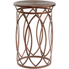 InnerSpace Marquise Side Table