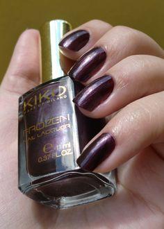 KIKO - Frozen - 05 Plum Noir (2012)