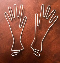 I've added another pair of vintage glove stretchers to my growing collection of vintage knitting supplies. I  these because they're…